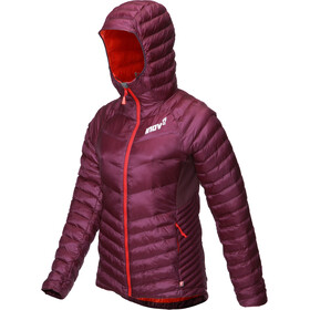 inov-8 Thermoshell Pro met rits Dames, purple/red